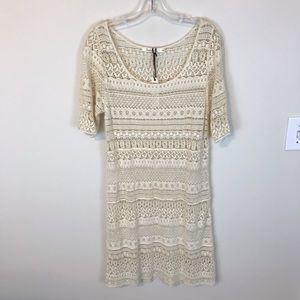 NWT Anthropologie Solicitude Midi Dress